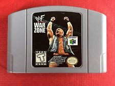 WF War Zone - Nintendo 64 (N64) - Video Game - *Game Only*