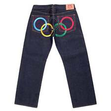 RMC Martin Ksohoh Super Exclusive Limited Edition OLYMPICS jeans REDM0133
