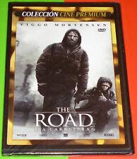 THE ROAD - English Español -DVD R2- CAJA FINA/SLIM - Precintada