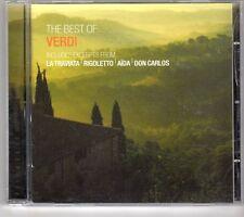 (GM481) The Best Of Verdi - 1994 CD