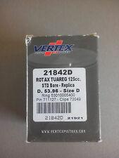 Vertex Piston Kit 53.96mm 21842D APRILIA TUAREG 125 , ROTAX DOME GO KART