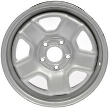 Jeep Patriot New Steel Wheel 16 Inch Compass 07 15 YX87S4AAA Dorman 939-168