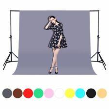 Photo Background Studio Green Screen Backdrop Non Woven Plain Color