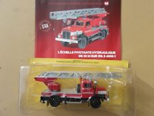 n° 86 IFA S 4000-1 Camion Pompiers Echelle Pivotante de 25 m FEUERWEHR 1/43 Neuf