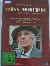 Miss Marple Agatha Christie Sammlung - Das Schicksal in Person + Bertrams Hotel
