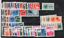 Germany OCCUPATION OF Yugoslavia LAIBACH COMPLETE COLLECTION MNH VF