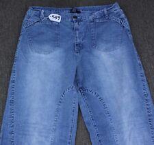 OMAVI DENEM JENZ Jean Pants For Men W44 X L34. TAG NO. 549