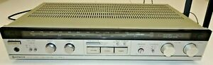 Hitachi AM-FM Tuner Amplifier Model HTA-2 Japan Vintage