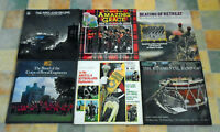 Marching Bands / Military music vinyl LP records x 6  Job lot all graded