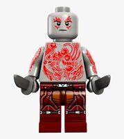 LEGO Drax MINIFIGURE - Marvel SUPERHEROES 76021