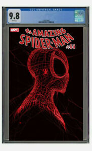AMAZING SPIDER-MAN #55 2ND PTG VAR LR CGC Graded 9.8 PRESALE 2/3/21