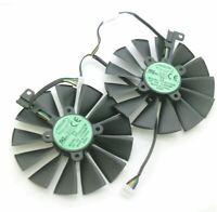 T129215SM Fan For ASUS STRIX RX570 RX580 GTX1050Ti Mining GPU P104-100 4G Card