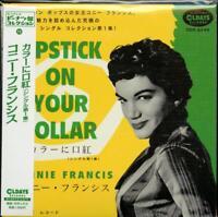 CONNIE FRANCIS-LIPSTICK ON YOUR COLLAR-JAPAN MINI LP CD C94