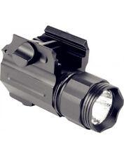 AIM Sports Pistol/Rifle 220 Lumens LED Compact Flashlight W/ Quick Release Mount
