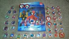 COMPLETE DISNEY INFINITY 2.0 Marvel Heroes Power Disc Set 40 Captain & Falcon 42