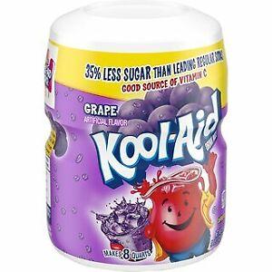 Kool Aid Sweetened Grape 538g - Original US Import (12,83 EUR/kg)
