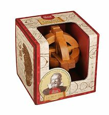 Galileo's Globe Puzzle: Professor Puzzle Great Minds Wooden Puzzle