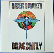 DRAGONFLY RECORDS ORDER ODONATA EXPERIMENTS THAT IDENTIFY CHANGE. CD.