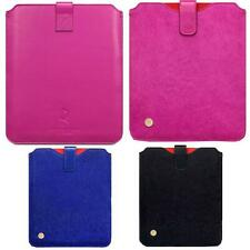 Rosie Fortescue Genuine Pouch Case Leather Pony for Apple iPad 2 3 4 iPad /Air2
