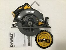 New Dewalt Dcs578B Flexvolt 60 Volt Max 7-1/4� Brushless Circular Saw W/ Blade