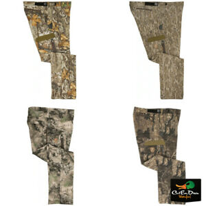 DRAKE NON-TYPICAL CAMO TECH STRETCH PANTS WITH AGION ACTIVE XL