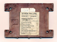 "1976 ""Stack Failure"" Core Memory Plate - Tres Cool Collectible"