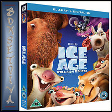 ICE AGE 5 - COLLISION COURSE  *BRAND NEW BLURAY**