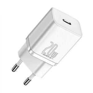 20W Schnell Ladegerät Netzteil Power Charger USB-C Adapter Samsung iPhone 11 12