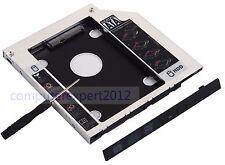 2nd HDD SSD Hard Drive Caddy Adapter SATA for ASUS N550JV N750JV F550JX DA8A6SH
