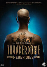 Thunderdome Never Dies NEW PAL Documentaries DVD Ted Alkemade