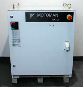 Yaskawa Motoman NX100 Steuerung Roboter Schaltschrank ERCR-ECS1200DNL-AE00