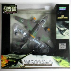 Forces of Valor 1944 German Messerschmitt 1:72 Me-262 Unimax Die-cast Aircraft