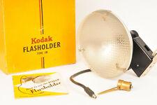 Kodak Flasholder FB Boxed Booklet & Bulb Adapter For Six-20 Folding Brownie Etc