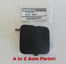 NEW 2007-2009 Nissan Altima 4DR Front Bumper Tow Eye Hook Access Cover Cap,OEM