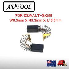 Carbon Brushes For Dewalt BK015 400816-00 Router Drill Press DW610 DW621 DW132