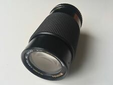Minolta MD Fit - Miranda 70-210mm F4.5-5.6 Manual Focus Lens - Excellent Cond.