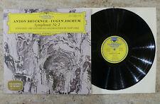 Deutsche Grammophon ANTON BRUCKNER . EUGEN JOCHUM Symphonie Nr.2  139 132 SLPM