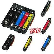 Printer Ink Cartridge 5 Pack For 410XL Epson 410 XP630 XP830 XP530 XP635 XP640