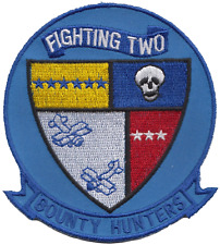 Fighter Squadron 2 VF-2 United States Navy USN Embroidered Patch