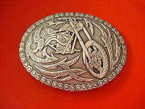 Crumrine  Motorcycle Belt Buckle