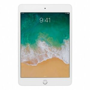 Apple iPad mini 4 WLAN (A1538) 128 GB silber -Tablet- Sehr guter Zustand
