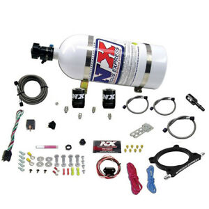 Nitrous Express For 11-15 Ford Mustang GT 5.0L High Output Plate System 20951-10