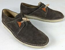 Hush Puppies Suede Hemingway Design Whistle Chukka Shoes Men's UK Size 11