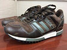 6b47bc642  Men s Adidas Originals ZX 700 Brown  Gray US Size 8.5 Good Condition.