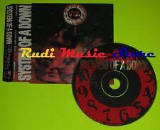 CD Singolo SYSTEM OF A DOWN B.y.o.b 2005 SONY BMG SAMPCS145731 PROMO mc dvd (S4)