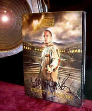CHARITY, Hip Hop BRAINPOWER Signed BOOK & DVD, COA, Picture, LANYARD, UACC