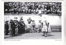 """~Post Card~""""Tom Mix/Soldier Field,1928 (Cowboy/The Silent Movies /Chicago/(#136)"""