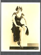SEXY CLARA BOW SHOWS HER LEGS - 1930 LOVE AMONG THE MILLIONAIRES