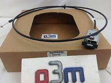 GMC Canyon Chevrolet Colorado Hummer H3 Hood Primary Latch Release CABLE new OEM