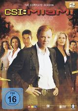 6 DVDs * CSI : MIAMI -  KOMPLETTE STAFFEL / SEASON 2 # NEU OVP §